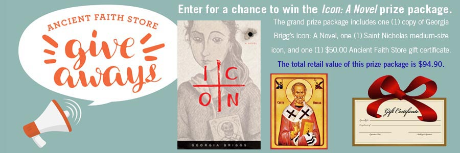 Icon: A Novel Prize Package