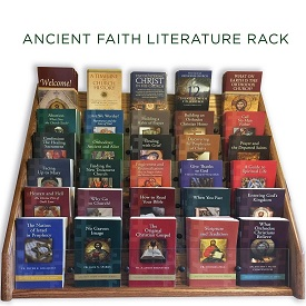 Ancient Faith Literature Rack Program