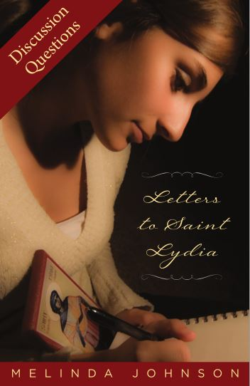 Letters to Saint Lydia Discussion Questions download
